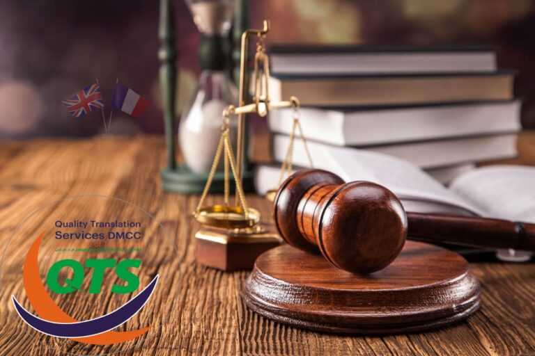 Best Legal Translation Services in Dubai by QTS DMCC